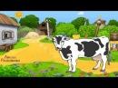 Как говорят животные - Развивающее видео для детей - Звуки и голоса животных для детей