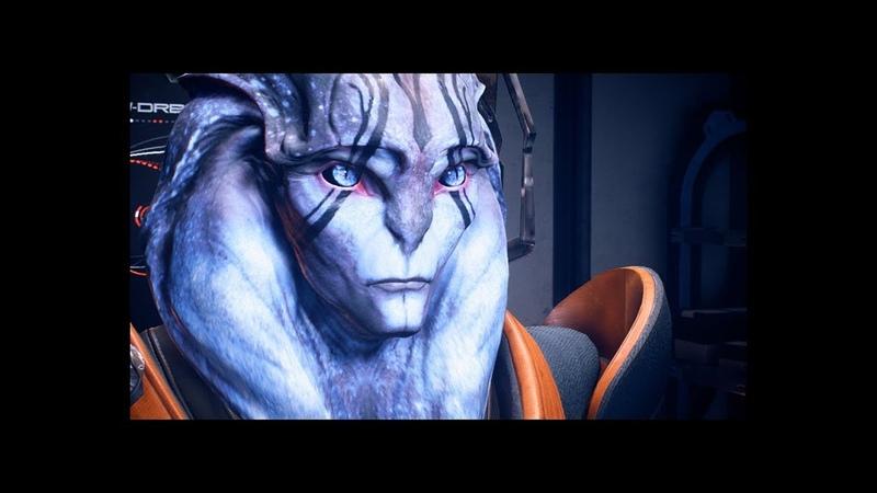 Mass Effect Andromeda Прохождение 13 Гибнущая планета
