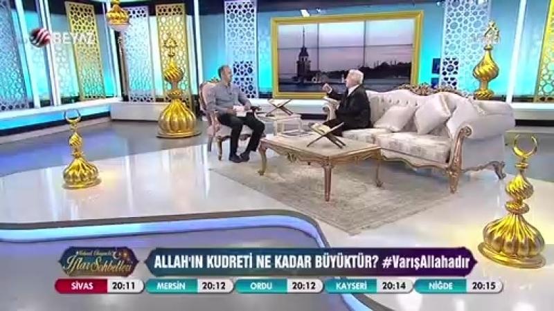 Mehmet Okuyan'la İftar Sohbetleri 22 Haziran 2017