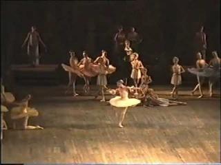 Margarita Kulik - the 'other' Dulcinea Variation from