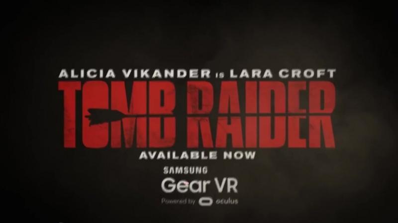 TOMB RAIDER (Oculus Go)