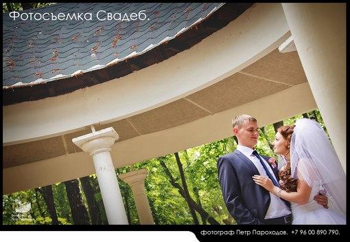 фотографии и видеооператор на свадьбу