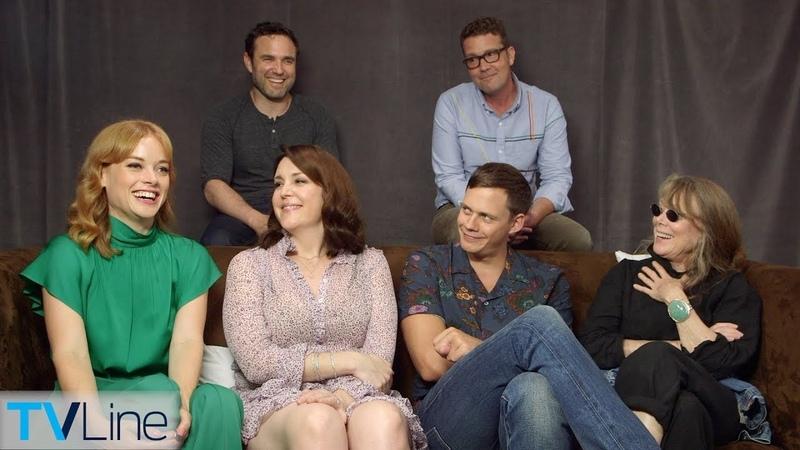 Stephen Kings Castle Rock Series Preview | Comic-Con 2018 | TVLine