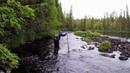 РЫБАЛКА в рекриационной зоне ЗАПОВЕДНИКА . fishing in the national Park