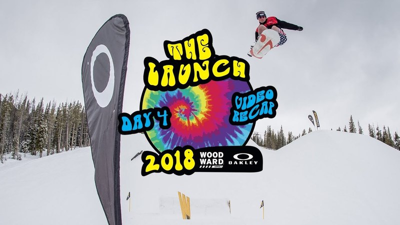The Launch 2018—Day 4 Highlight Video at Woodward Copper