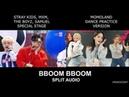 BBOOM BBOOM - MOMOLAND STRAY KIDS, THE BOYZ, MXM, SAMUEL