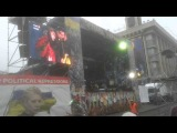 Сцена Євромайдану: День Народження коменданта Юлі