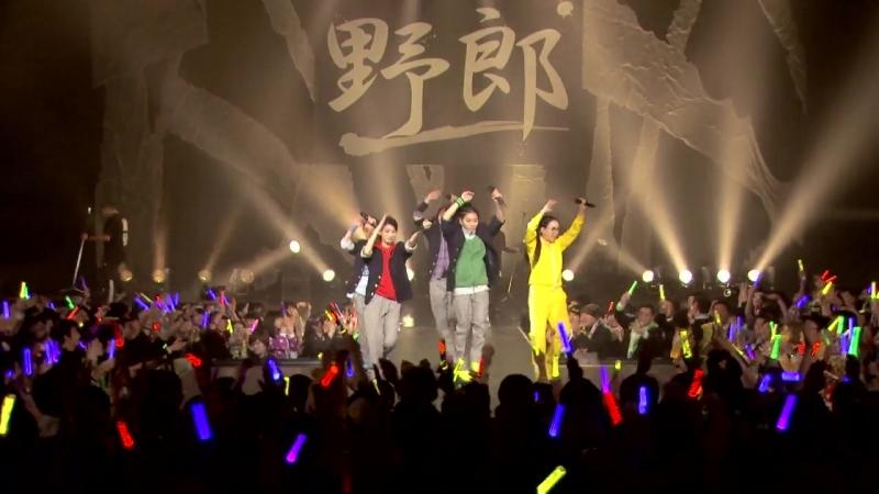Team Syachihoko - JUMP MAN Limited Edition B - Live Cuts