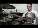 Кручение барабанных палочек
