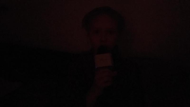 дочь меня пугает похожим голосом из фильма ужасов