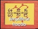 Operações com frações - Matemática - Ensino Fundamental