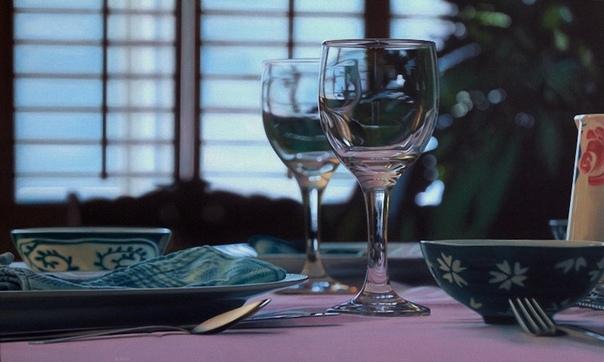 Гиперреалистичные картины Джейсона де ГраафаТрудно поверить, что перед нами картины, а не фотографии. Канадский художник-гиперреалист Джейсон де Грааф (Jason de Graaf) родился в 1971 году в