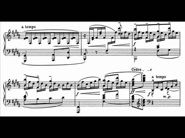 Hamelin plays Debussy - Les collines d'Anacapri (from Preludes, Book I) Audio Sheet music