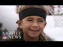 Meet the 6 Year Old Basketball Phenom Taking the Internet by Storm NBC Nightly News