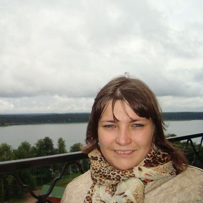 Оля Ключникова