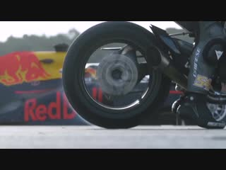 Болид vs Мотоцикл vs Самолет