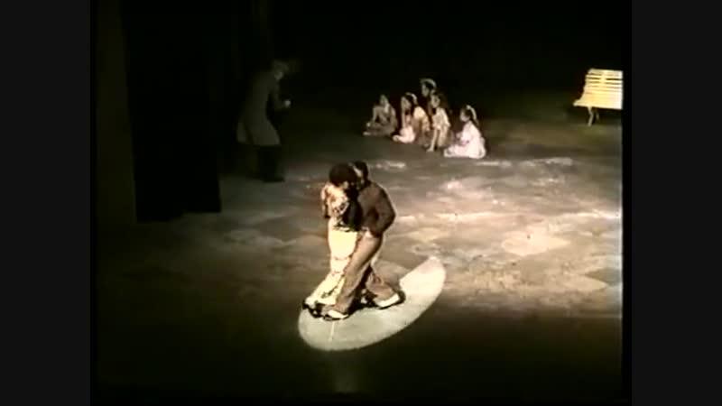 Pocho Pizarro y Stella Barba. Канженге. Номер из шоу La Milonga (1991г.)