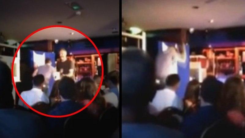 Тренер Конора ИЗБИЛ калеку у всех на глазах / Скандал в зале SBG Ирландии