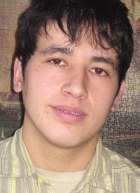 Фарход Аминов, 23 февраля 1991, Санкт-Петербург, id156770787