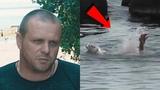 Русский мужик спас Чеченских девочек!!