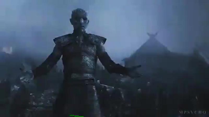 • Game of thrones vine • Игра Престолов_Король ночи_Daenerys Targaryen_.360
