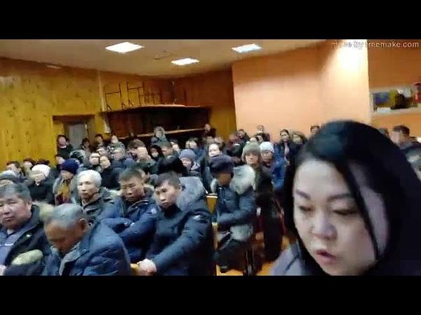 В Иволгинском районе Бурятии назревает скандал вокруг отмены выборов главы