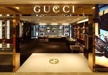 Как появился бренд Gucci.