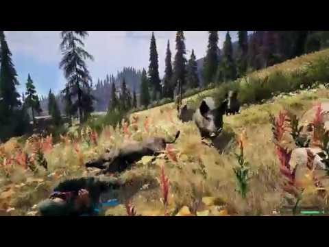 Far Cry 5 Deadly Attack of Boars