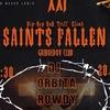 Saints Fallen//20 июня//18:00