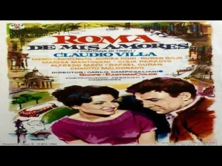 Comedia.-roma de mis amores.-(1960).español 2