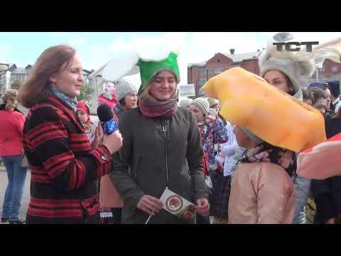 Тайга 20180915 фестиваль Кедры Тайги видео обзор