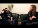 DANI FILTH INTERVIEW MAMMOTH METAL TV CRADLE OF FILTH
