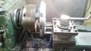 Изготовление переходной плиты. Видео для Блога Погрузчик Годзилла Токарь-2