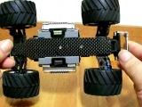 ミニッツモンスター×Losi Micro Rallycar [Mini-z Monster AWD]