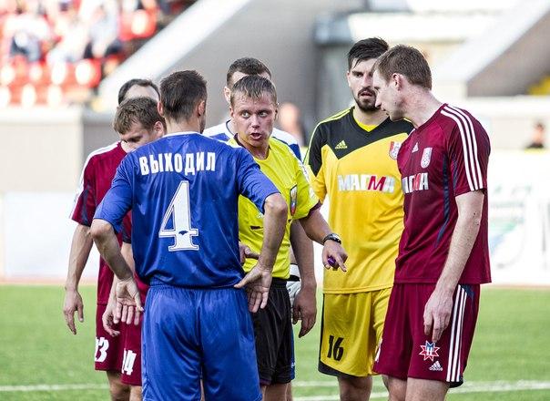 Немного о футболе и спорте в Мордовии (продолжение 3) - Страница 6 ENxjSi10Ygc