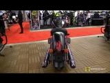 2018 Indian Chief Dark Horse - Walkaround -2018 Montreal Motorcycle Show