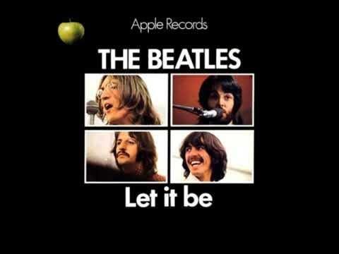 The Beatles - Let It Be 1970 (Full Album)