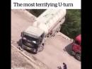 Это самый страшный поворот в мире!