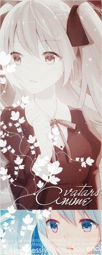 Anime avatars аниме аватары