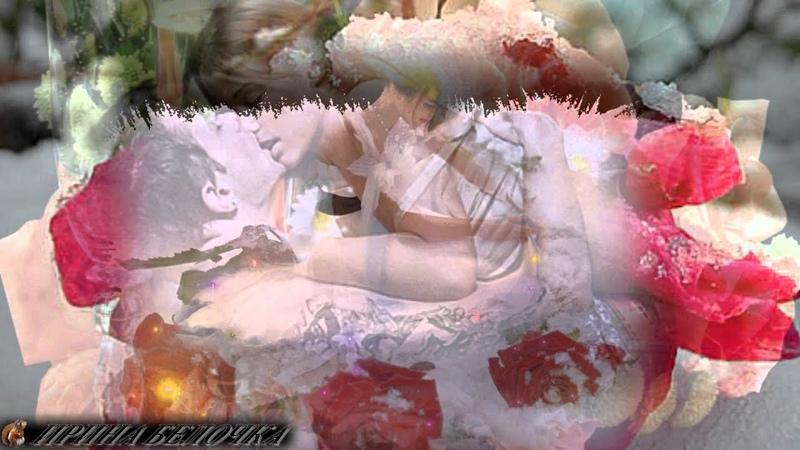 БЕЛАЯ ВОРОНА Роза на снегу