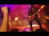 Hardcore Superstar - My Good Reputation live @ Lokomotivet, Eskilstuna, 31.03.18