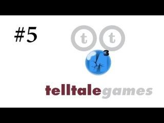 История Индустрии Игр - Telltale Games (Часть 5). Прыжки во времени и динозавры