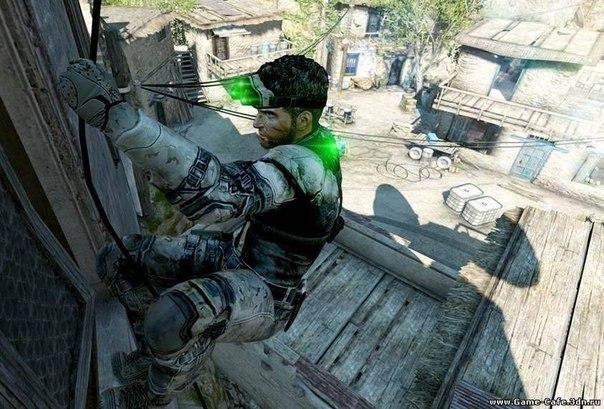 Скачать кряк к игре Splinter Cell Conviction / кряк к игре Splinter