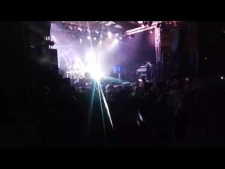 The Pretty Reckless - Fucked Up World (Drum Solo) (Estragon Club)