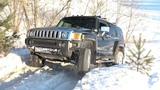 Hummer H3 круче УАЗа Dodge Ram и Jeep Cherokee отжигают! Жёсткое сравнение! Бездорожье 2018