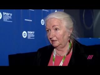 Филолог Черниговская анализирует жаргон в блогах Усманова и говорит о том, как т