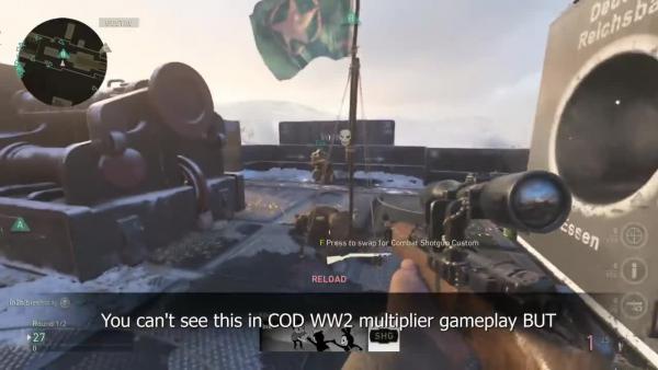Call of Duty WW2 VS Battlefield 1 - Любовь к деталям