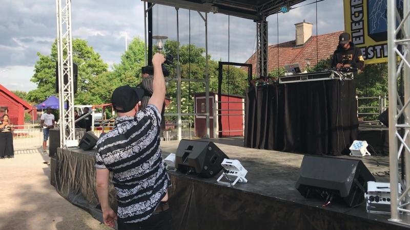 Chelsea Muco Electric Festival Akalla By Sweden 16.06.2018