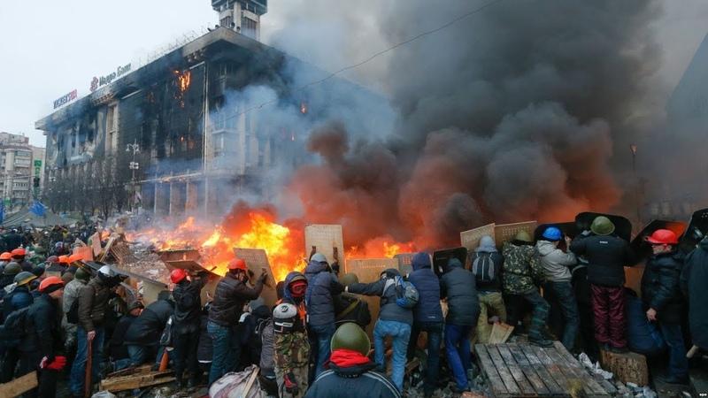 Итоги Майдана спустя пять лет Обсуждение