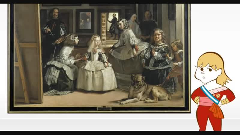 Obra Comentada_ Las Meninas, de Velazquez